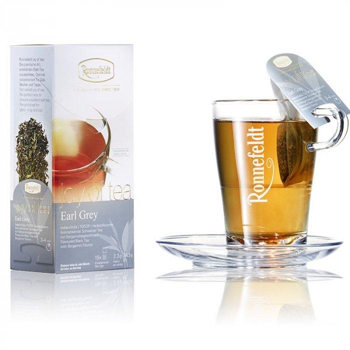 пакетированный чай ronnefeldt