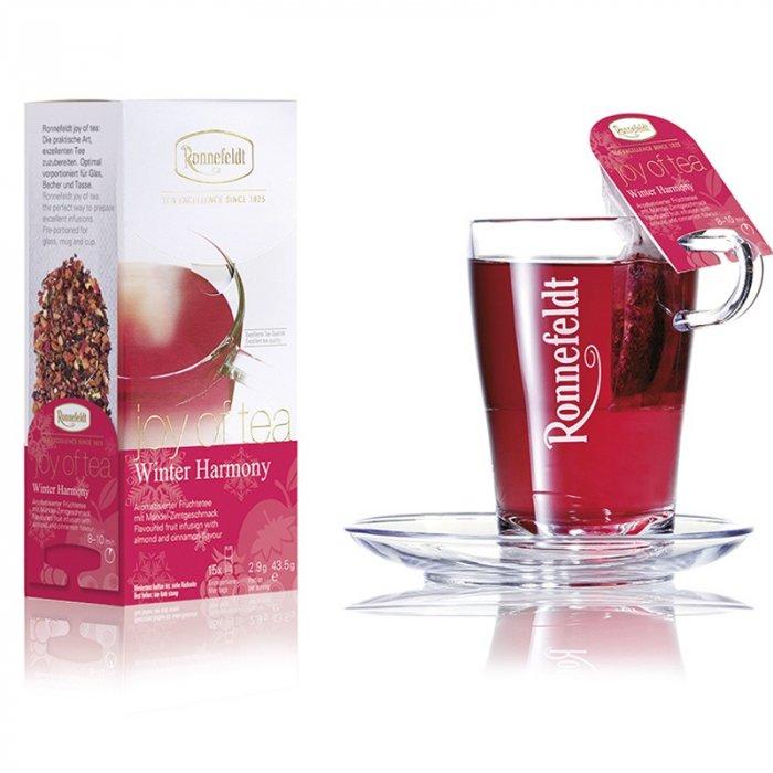 Чай в пакетиках Ronnefeldt